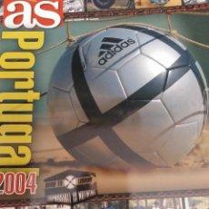 Coleccionismo deportivo: GUÍA EXTRA AS EUROCOPA PORTUGAL 2004. EURO 04.. Lote 282190733