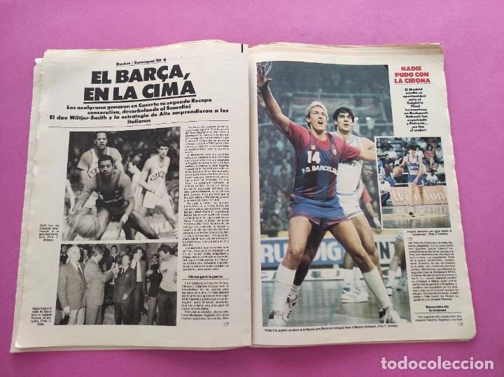 Coleccionismo deportivo: DIARIO EL MUNDO DEPORTIVO 1986 REAL ZARAGOZA CAMPEON COPA DEL REY 85/86 - POSTER FIGNON HUGO SANCHEZ - Foto 10 - 282949608