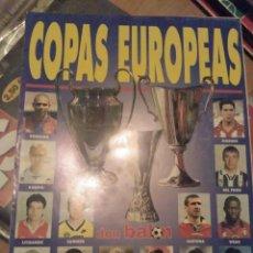 Coleccionismo deportivo: EXTRA COPAS EUROPEAS DON BALÓN 96-97. Lote 284177993
