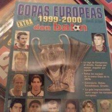 Coleccionismo deportivo: EXTRA DON BALÓN COPAS EUROPEAS 99 00. 1999 2000. Lote 284178353
