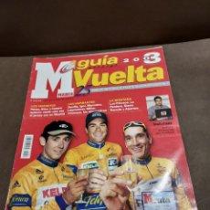 Coleccionismo deportivo: GUIA OFICIAL DE LA VUELTA A ESPAÑA....2003......MARCA.... Lote 287771598