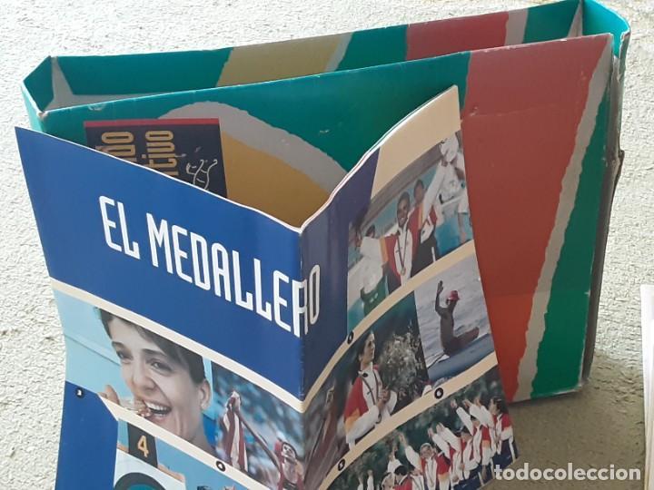 Coleccionismo deportivo: COLECCION MUNDO DEPORTIVO OLIMPIADAS 92 , 25 JULIO AL 12 AGOSTO - Foto 2 - 288027583