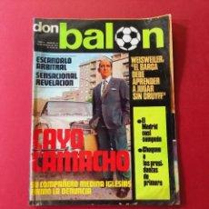 Coleccionismo deportivo: DON BALON Nº 24 AÑO 1976. Lote 288889998