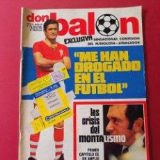 Coleccionismo deportivo: DON BALON Nº 59 AÑO 1976. Lote 288890198