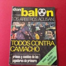 Coleccionismo deportivo: DON BALON Nº 51 AÑO 1976. Lote 288890343