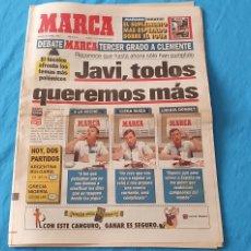 Coleccionismo deportivo: PERIÓDICO DEPORTIVO MARCA - JAVI, TODOS QUEREMOS MÁS - 30/06/94. Lote 288892348