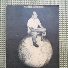 Coleccionismo deportivo: CAMPEONÍSIMO, GUILLERMO TIMONER OBRADOR (CICLISTA), BIOGRAFÍA - 1962 - FCO. RIUTORD - I.TOUS - PJRB. Lote 289562968