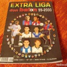 Coleccionismo deportivo: EXTRA LIGA DON BALON 99-2000 210 PÁGINAS FUTBOL. Lote 289840258