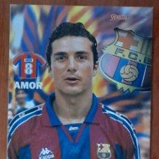Coleccionismo deportivo: FOTOGRAFÍA DE AMOR ...... . F. C. BARCELONA. VER FOTOS Y DESCRIPCIÓN.. Lote 289878963