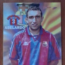 Coleccionismo deportivo: FOTOGRAFÍA DE ABELARDO . F C. BARCELONA. VER FOTOS Y DESCRIPCIÓN.. Lote 289879528