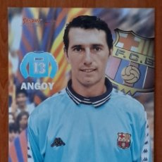 Coleccionismo deportivo: FOTOGRAFÍA.DE ANGOY .. .. F. C. BARCELONA. VER FOTOS Y DESCRIPCIÓN.. Lote 289881363