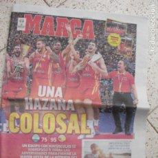 Coleccionismo deportivo: DIARIO MARCA. Lote 295049173