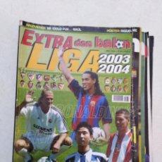 Coleccionismo deportivo: LOTE DE 6 REVISTAS DON BALÓN. Lote 297115283