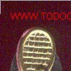 Coleccionismo deportivo: PIN * RAQUETA DE TENIS *. Lote 20446994