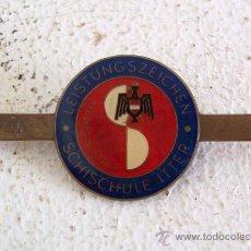 Coleccionismo deportivo: PIN DE ESQUI DE UNA ESCUELA DE ESQUI AUSTRIACA : SCHISCHULE ITTER (LATON, 4,7X2,3CM APROX). Lote 21127717