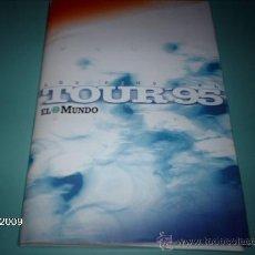 Coleccionismo deportivo: LOS PINS DEL TOUR 95. Lote 22360965