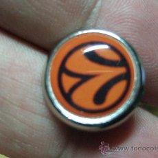Coleccionismo deportivo: PIN OFICIAL EUROLEAGUE BASKET. Lote 204118705