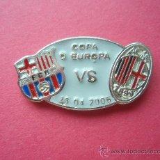 Coleccionismo deportivo: PIN DE LA COPA DE EUROPA DEL 2.006. Lote 26894102