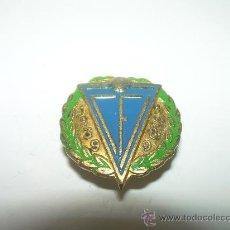 Coleccionismo deportivo: ANTIGUA INSIGNIA .....C.F.I. 1939-1989 .... (C.FUTBOL IGUALADA)......CINCUENTENARIO. Lote 20815070