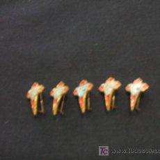 Coleccionismo deportivo: LOTE 5 PINS - CELTA - . Lote 21896548