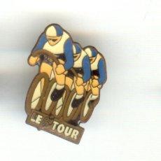 Coleccionismo deportivo: LE TOUR DE FRANCE FRANCIA CICLISMO TOUR DE FRANCIA ANTIGUO.. Lote 23292503