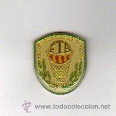 Coleccionismo deportivo: PIN FEDERACIÓN TERRITORIAL DE BASQUET DE TARRAGONA. Lote 190815920