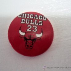 Coleccionismo deportivo: PIN CHAPA CHICAGO BULLS MICHAEL JORDAN 23. Lote 26125401