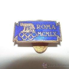 Coleccionismo deportivo: ANTIGUA INSIGNIA ESMALTADA.. Lote 28651301