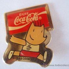 Coleccionismo deportivo: COBI SERIE ENYOI COCA COLA JAPONES . Lote 30129542