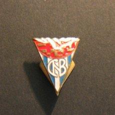 Coleccionismo deportivo: CLUB NATACIÓN BARCELONA. INSIGNIA PIN DE OJAL.. Lote 32112955