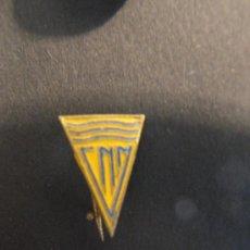 Coleccionismo deportivo: CLUB NATACIÓN METROPOLE. LAS PALMAS.. PIN DE AGUJA ANTIGUO.. Lote 32113737