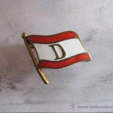 Coleccionismo deportivo: ANTIGUO PIN/INSIGNIA DEPORTES. BANDERA AUSTRIA. Lote 36607501