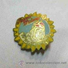 Coleccionismo deportivo: VIEJA INSIGNIA -PIN- DE ESQUI SUPER MOLINA TOSSA. Lote 39901355