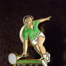 Coleccionismo deportivo: PIN TENIS - BNP -. Lote 40932542