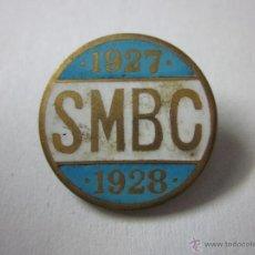 Coleccionismo deportivo: SAINT MORITZ BOBBLEIGH CLUB - 1927 1928 - (V-424). Lote 41584295
