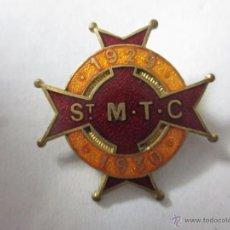 Coleccionismo deportivo: SAINT MORITZ T C - 1929-30 - (V-437). Lote 41584631
