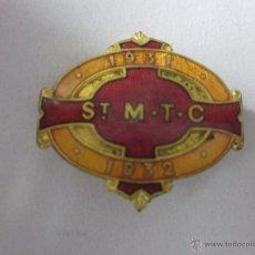 Coleccionismo deportivo: SAINT MORITZ T C - 1931-32 - (V-441). Lote 41584660