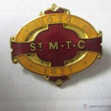 Coleccionismo deportivo: SAINT MORITZ T C - 1930-31 - (V-445). Lote 41584701