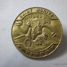 Coleccionismo deportivo: SAINT MORITZ 1939 - (V-433). Lote 41584951