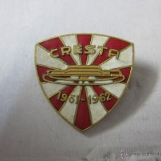Coleccionismo deportivo: CRESTA 1961-62 - (V-436). Lote 41585081