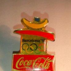Coleccionismo deportivo: PIN - COBI - BCN - OLYMPIADAS 92 - ESMALTADO-. Lote 41758660