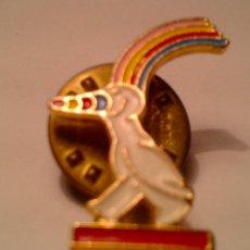 Coleccionismo deportivo: PIN - CURRO - EXPO - SEVILLA -. Lote 41758840