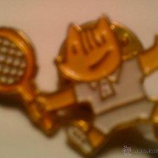 Coleccionismo deportivo: PIN - COBI - TENIS -. Lote 41758958