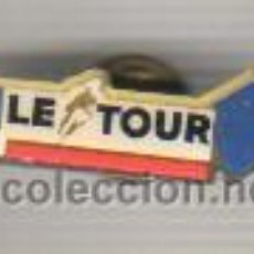 Coleccionismo deportivo: PIN CLIP CICLISMO - BICICLETA - LE TOUR . Lote 43177331