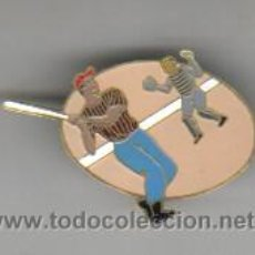 Coleccionismo deportivo: PIN INSIGNIA -MAGNIFICO - DE BEISBOL - MÁS GRANDE DE LO NORMAL. Lote 43532018