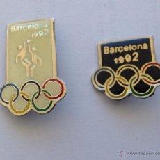 Coleccionismo deportivo: PIN INSIGNIA DE AGUJA OLIMPIADAS BARCELONA 1992. Lote 44195089
