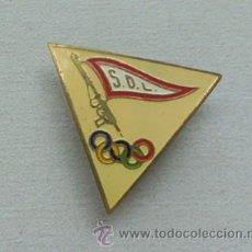 Coleccionismo deportivo: PIN INSIGNIA OLIMPIADAS S. D- L-. Lote 44830731