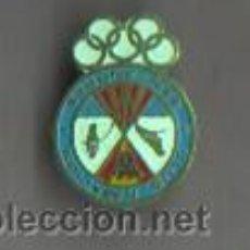 Coleccionismo deportivo - pin insignia de natación - club natación san andres - 45994069