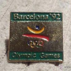 Collezionismo sportivo: PIN DE LA INSIGNIA JJOO ( JUEGOS OLIMPICOS BARCELONA 92). Lote 46635702