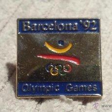 Collezionismo sportivo: PIN DE LA INSIGNIA JJOO ( JUEGOS OLIMPICOS BARCELONA 92). Lote 46635737